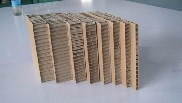 蜂窝纸板可被自然降解的环保包装材料