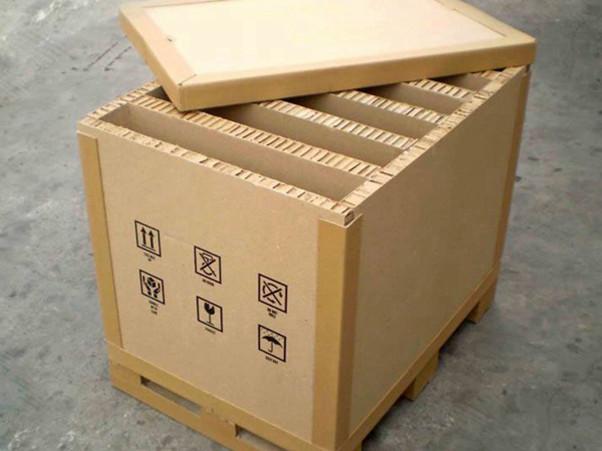 蜂窝纸箱可促进企业在国际市场上的竞争力