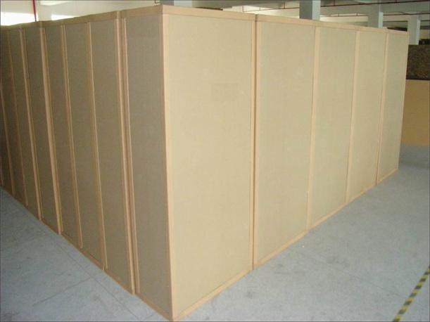 简析东莞蜂窝纸箱生产制作